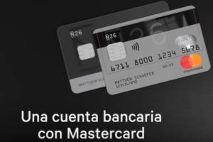 n26 tarjeta online